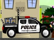 Juego Police Truck