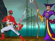 Juego Power Ranger Fight