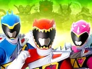 Juego Power Rangers Dino Charge 2