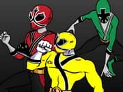 Juego Power Rangers Hostage Rescuse