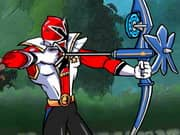 Juego Power Rangers Princess Recuse