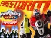 Juego Power Rangers Robot Disparador