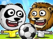 Juego Puppet Soccer Zoo