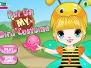 Juego de Put on My Bird Costume