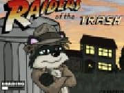 Animacion Raiders of the Trash