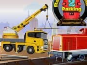 Juego Railroad Crane Parking 2