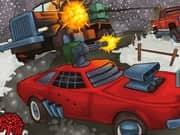 Juego Road Of Fury 2 Nuclear Blizzard