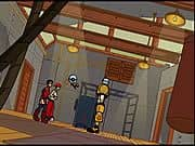 Animacion Rolling Red Knuckles II