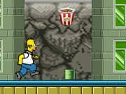 Juego Simpsons Adventures