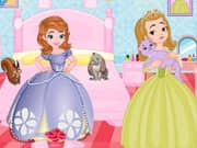 Juego Sofia and Amber Room Decoration