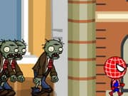 Juego Spiderman Zombie Run