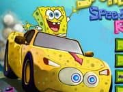 Juego Spongebob Speed Car Racing