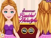 Juego Summer Braided Hairstyles