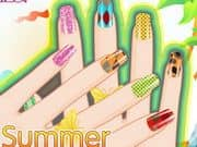 Juego Summer Manicure Style