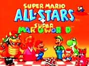 Juego Super Mario All Stars + Super Mario World