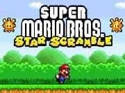 Juego Super Mario Bros Star Scramble