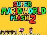 Juego Super Mario Bros World Flash 2