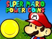 Juego Super Mario Power Coins