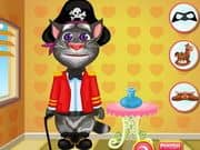 Juego Talking Tom Dressup