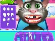 Juego Talking Tom Tooth Decoration