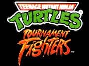 Juego de Teenage Mutant Ninja Turtles Tournament Fighters