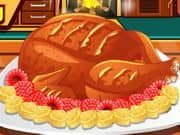 Juego de Thanksgiving Dinner Cooking