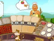 Juego Time Machine Stoneage Cooking