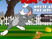 Juego Tom And Jerry Mouse About The House
