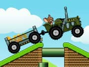 Juego Tom And Jerry Tractor