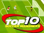 Juego Top 10 Soccer Managers