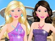Juego Twin Barbie Makeover