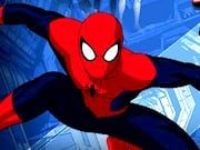 Juego Ultimate Spiderman Iron Spider