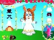 Juego Vestir de Novia a Madison Rabbit