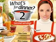 Juego Whats For Dinner Second Serving
