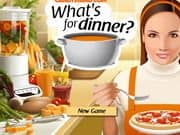 Juego Whats For Dinner