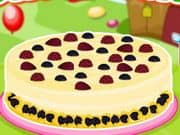 Juego White Chocolate Berry Cheesecake
