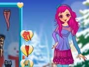Juego Winter Couple Love