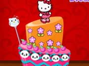 Juego Yummy Hello Kitty Cake