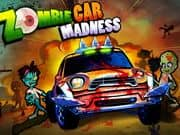 Juego Zombie Car Madness