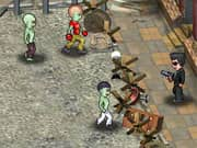 Juego Zombie Town