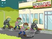 Juego ZombieMart: Serve You With Our Lives