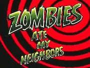 Juego Zombies Ate My Neighbors